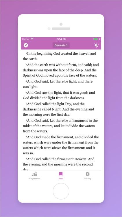 KJV Bible with Apocrypha screenshot-4
