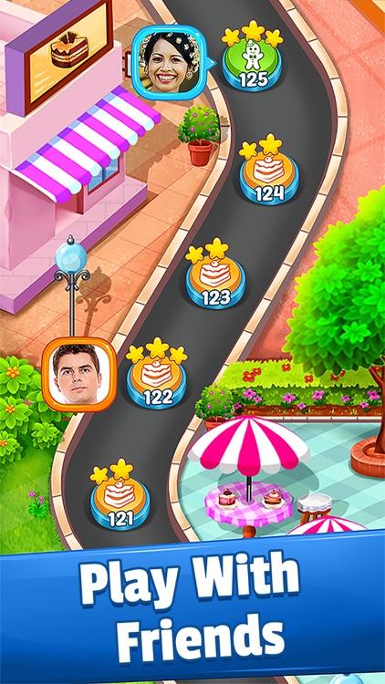 Pastry Pop Blast: Bubble Shoot screenshot-4