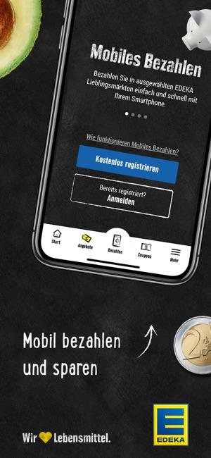 EDEKA – Angebote & Gutscheine Screenshot