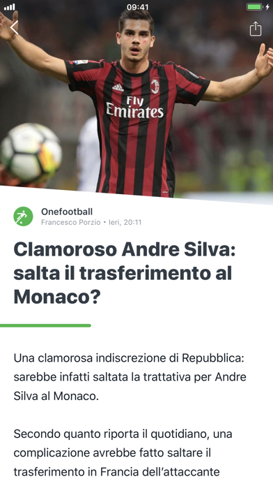 Onefootball Notizie di Calcio
