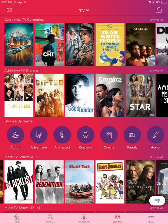 REDBOX: Rent, Stream & Buy screenshot 10