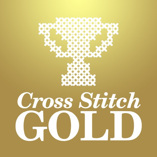Cross Stitch Gold Magazine icon