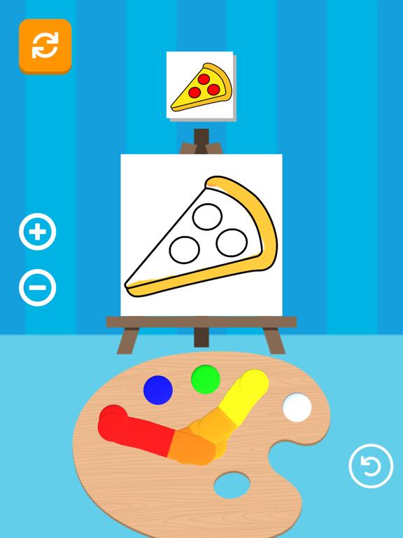 Mix & Paint screenshot 2
