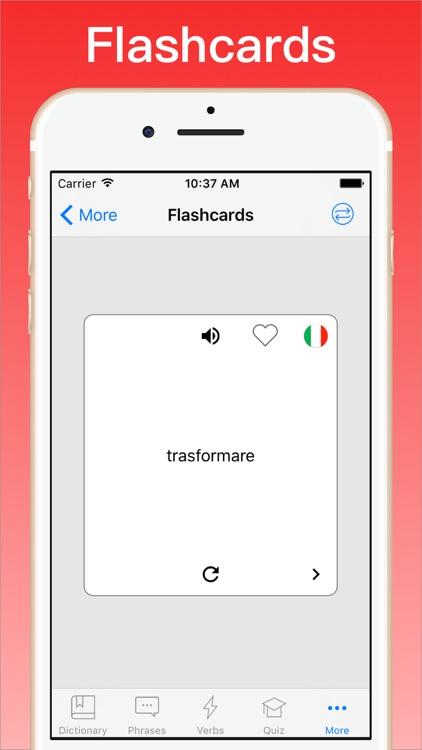 Italian Dictionary + © screenshot-5
