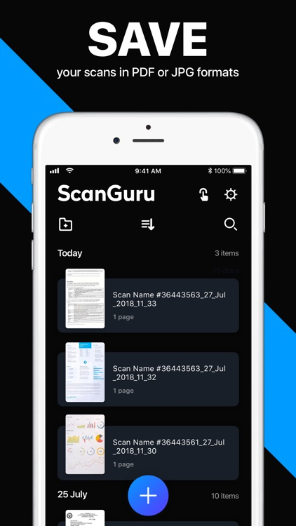 ScanGuru: PDF Docs Scan