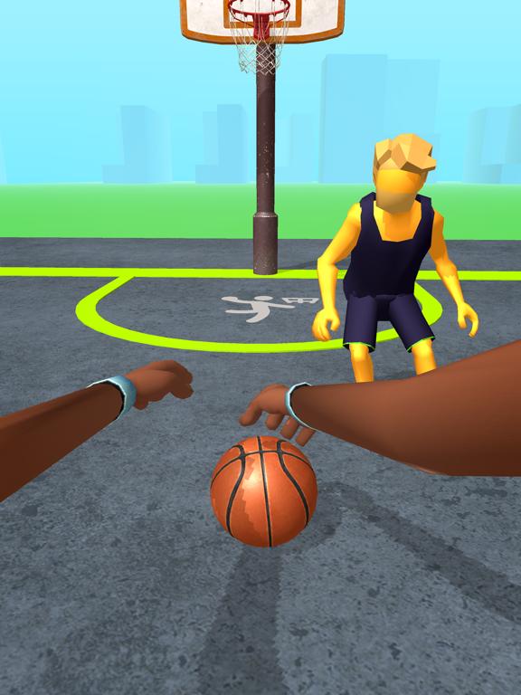 Dribble Hoops screenshot 11