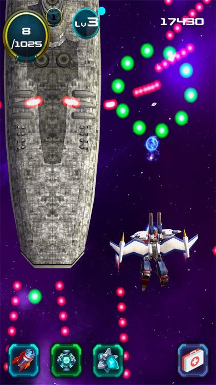 Galaxy Shooter - Galaxy Attack screenshot-3