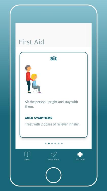 My Asthma App screenshot-4