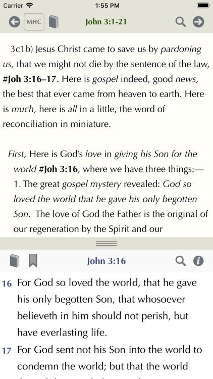 Matthew Henry Study Bible