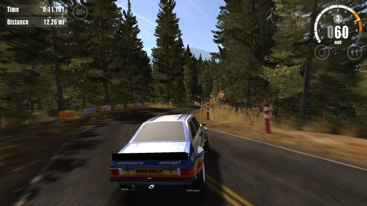 Rush Rally 3 screenshot-7
