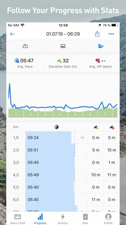 Runtastic Fitness Running App screenshot-8