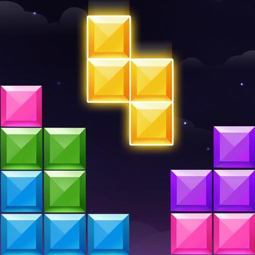 Block Puzzle: Cube Jewel Draw