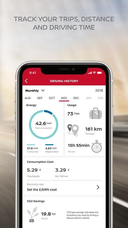 NissanConnect Services screenshot-3