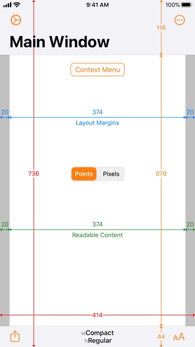 Adaptivity (b) review screenshots