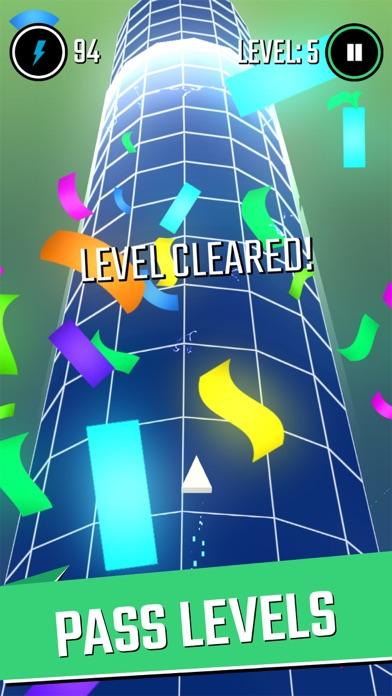 Screenshot for Geometry Slalom in Taiwan App Store
