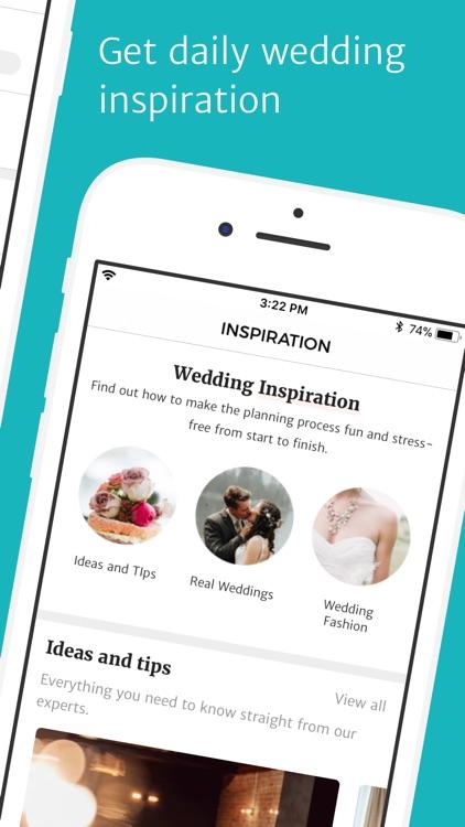 Wedding Planner by WeddingWire screenshot-6