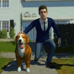 Family Pet Life Dog Simulator