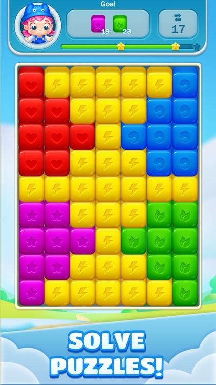 Toy Cubes Pop:Blast Cubes screenshot-4