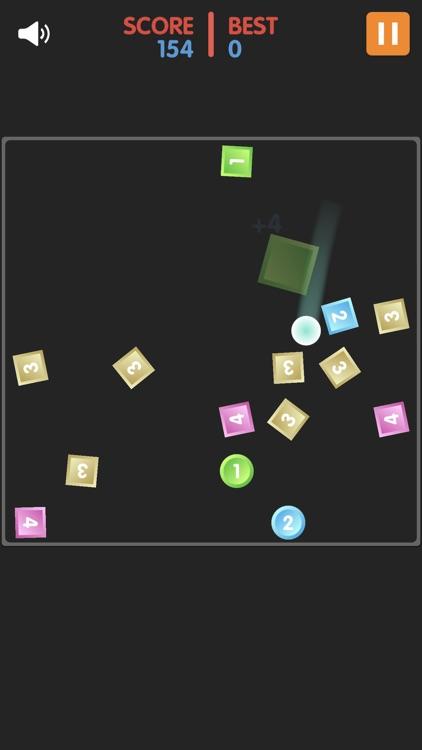 Drop Color Balls
