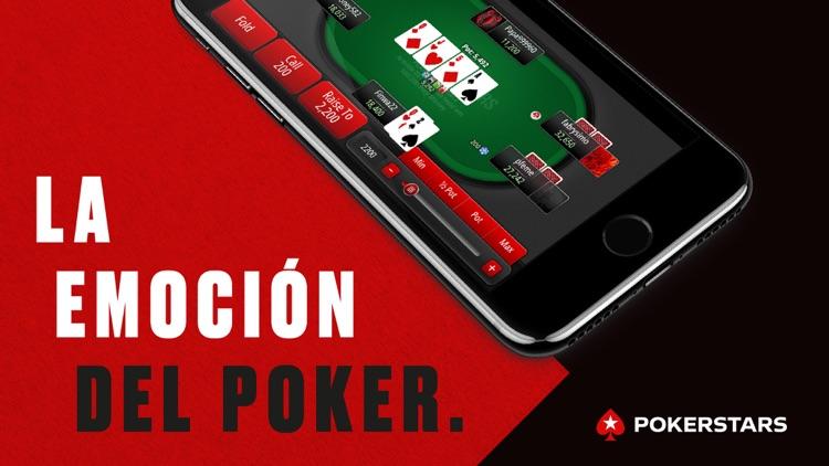 PokerStars Juegos de Poker screenshot-0