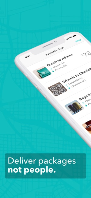 Roadie Delivery on the App Store