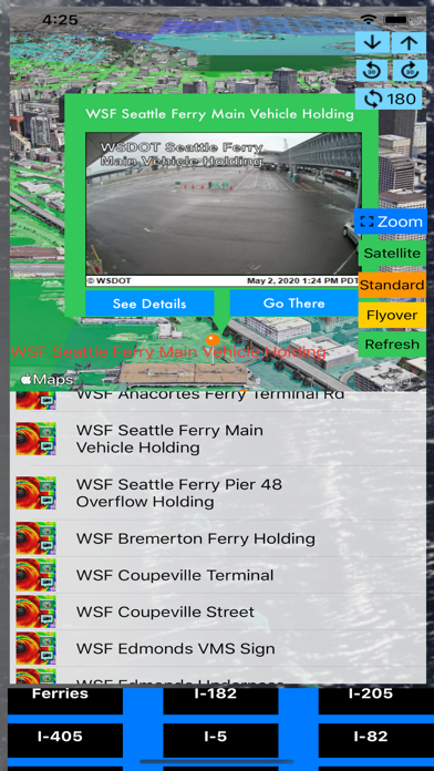 Traffic Camera Washington Lite screenshot 4