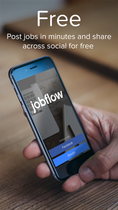 Jobflow: Easy job search screenshot four