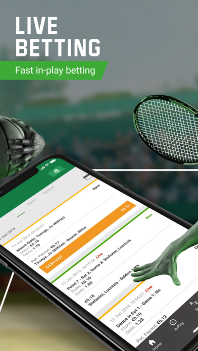 Unibet - Live Sports Betting screenshot three