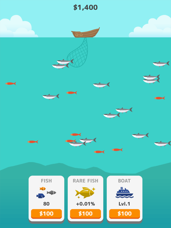 fishing boat master screenshot 6