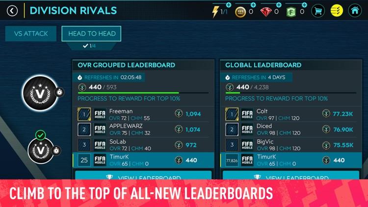 FIFA Soccer screenshot-4