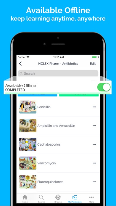 Picmonic: Nursing, Medical, NP - Revenue & Download estimates