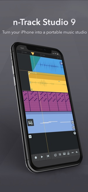 n-Track Studio DAW 9 on the App Store