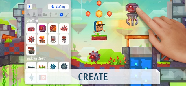 Createrria 2: Craft your games on the App Store
