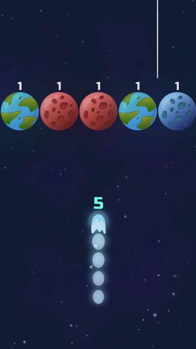 Comets vs Planets! screenshot 2