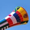 Loud sounds of Vuvuzela!!