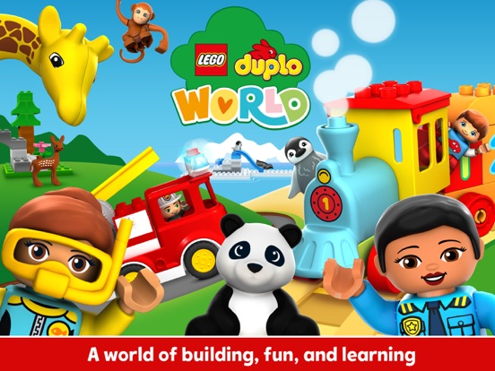 LEGO® DUPLO® WORLD screenshot 6