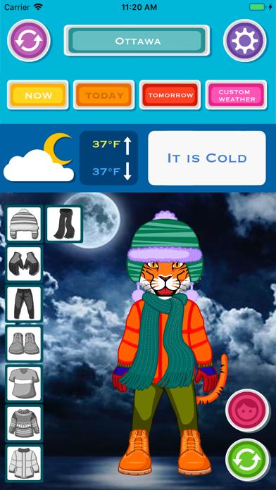 天気と今日の服装のおすすめ画像7