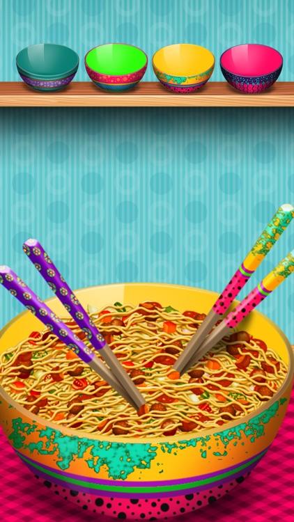 Noodles Maker screenshot-3