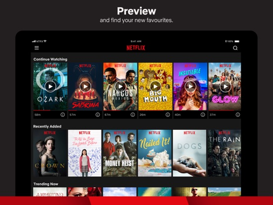 Netflix IPA Cracked for iOS Free Download