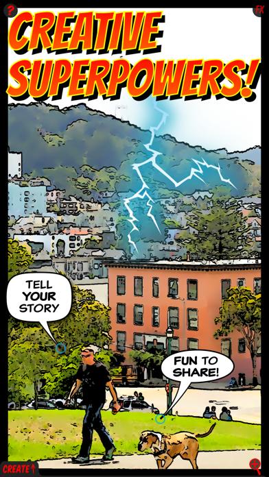 Comicbook review screenshots