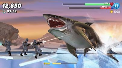 Screenshot from Hungry Shark World