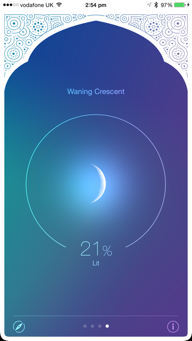 iPray: Prayer Times & Qibla Compass screenshot