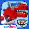 PlayDate Digital - Transformers Rescue Bots: Dino  artwork