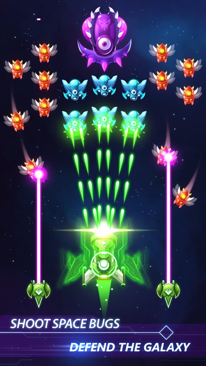 Galaxy Shooter - Strike Force screenshot-0