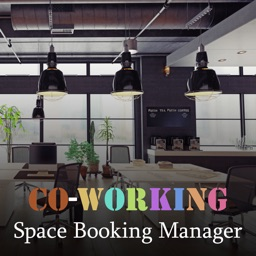 Co-Working SpaceBookingManager