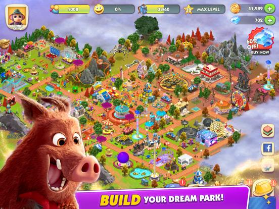 Wonder Park Magic Rides Gameのおすすめ画像4