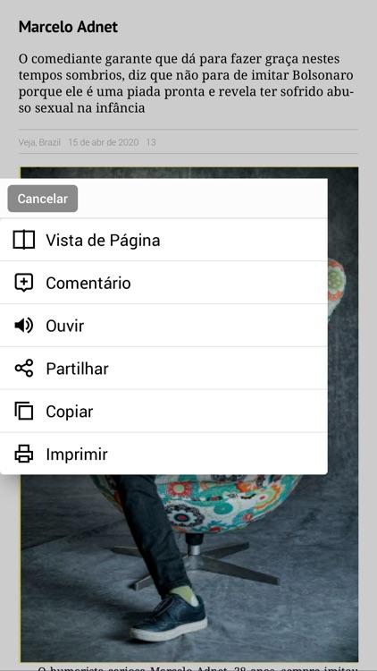 VEJA screenshot-7