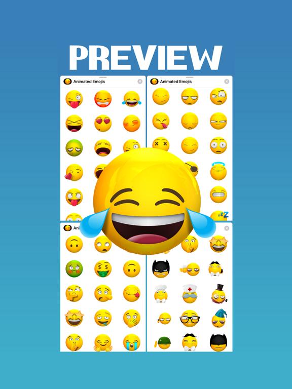 Animated Emojis ◌ | App Price Drops
