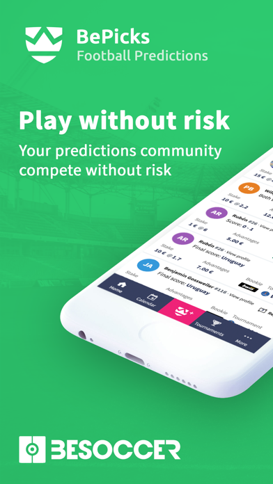 Download Football Predictions - BePicks for Android