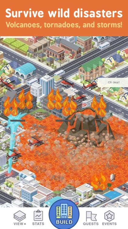 Pocket City screenshot-3